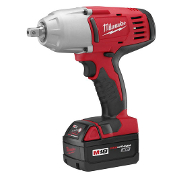 "Milwaukee 2662-22 - M18 1/2""  IMPACT WRENCH W/PIN KT"