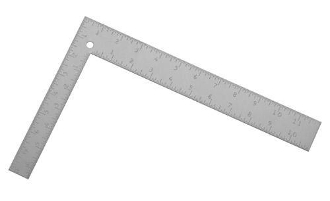 "Stanley - 45-912 - 12"" Steel Square (English)"
