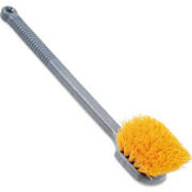 POT BRUSH PLASTIC HANDLE