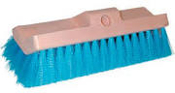 STIFF BLUE PLASTIC BI-LEVEL BRSH