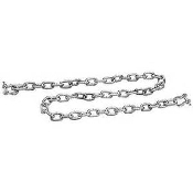 GALVANIZED CHAIN 1/4""