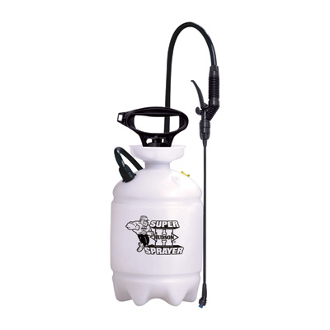 Hudson Super Sprayer Sprayer — 3 Gallon, Model# 90163