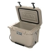 YETI ROADIE 20 TAN COOLER