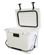YETI ROADIE 20 WHITE COOLER