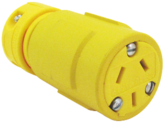 WOODHEAD 1547 FEMALE PLUG END