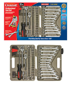 Crescent  70 Piece Socket and Tool Set with Hard Case