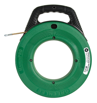"Greenlee 332-FTS438-240 MagnumPro Fish Tape 1/8""X 240'"
