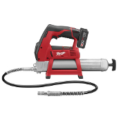 MILWAUKEE 2446-21XC M12 GREASE GUN KIT W/1 XC BATTERY