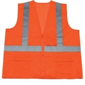SAFETY VEST FLAME RETARDANT 2X