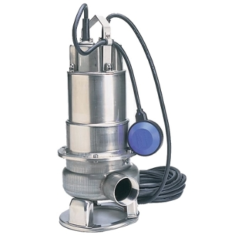 Honda WSP50 -  Sump pump - 1/2hp 115V submersible trash pump