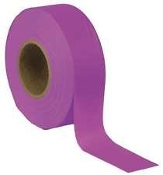 FLAG TAPE PURPLE - CHH17029