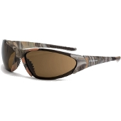 CROSSFIRE 18146 CORE WOODLAND CAMO/BROWN LENS