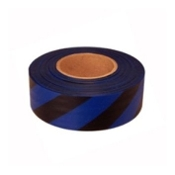 C.H. Hanson CHH17064- BLUE & BLACK STRIPED TAPE