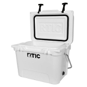 RTIC 20 QT WHITE COOLER