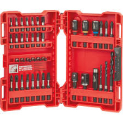 MILWAUKEE 48-32-4006 40 PC IMPACT DRILL AND DRIVE SET