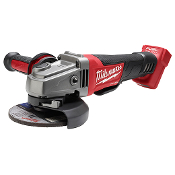 "MILWAUKEE 2780-20 4-1/2"" / 5"" Grinder, No-Lock Tool Only"