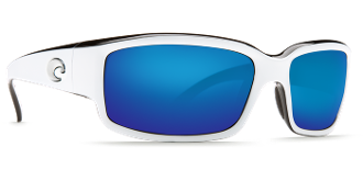 COSTA CL 30 OBMGLP CABALLITO BLACK/WHITE BLUE LENS