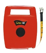 Lufkin 706L 1/2-Inch x 100 Hi-Viz Orange Fiberglass Tape Measure