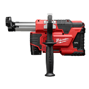 MILWAUKEE 2306-22 M12™ HAMMERVAC™ Universal Dust Extractor Kit