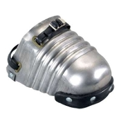 ALUMINUM METAL FOOT GUARDS 5""
