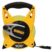 "DEWALT DWHT34028 100FT OPEN REEL 3/4"" LONG TAPE"