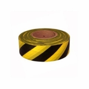 C.H. Hanson CHH17060-YELLOW & BLACK STRIPED TAPE
