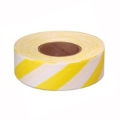 C.H. Hanson CHH17061-YELLOW & WHITE STRIPED TAPE