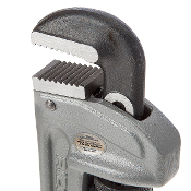 "Ridgid 31090 - 10"" PIPE WRENCH  ALUMINUM"