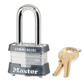 Master Lock #3 PADLOCK LONG SHANK KEYED ALIKE