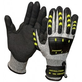 GLOVES, LEVEL 3 CUT & IMPACT RST