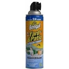BENGAL YARD GUARD OUTDOOR FOGGER - 17oz.