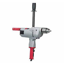 "Milwaukee 1854-1 - 3/4""DRILL W/PIPE HANDLE 350 RPM"