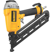 DeWALT D51276K - AIR DA FINISH NAILER KIT 2-1/2""