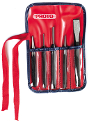 PROTO J3 - 5-Piece Punch and Chisel Set