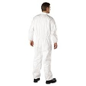 TYVEK COVERALLS MEDIUM