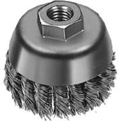 WEILER 13155 CUP BRUSH 3X1/2
