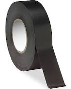3-M 88 ELECTRIC TAPE BLACK  3/4X66
