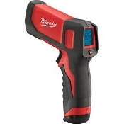 MILWAUKEE 2266-20 LASER TEMP-GUN THERMOMETER