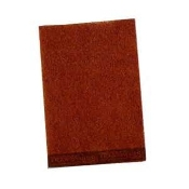 3-M 7447 SCOTCH BRITE PAD  RED