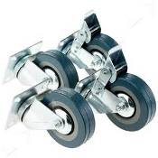 ROLLER HEAD ONLY W/ STEEL WHEEL
