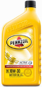 PENNZOIL 10/30 MOTOR  OIL - QUART