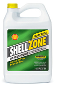 Shell Zone 50/50 Antifreeze Coolant - 1 Gal