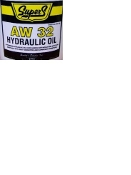 Super S - HYDRAULIC JACK OIL 32OZ