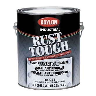 Krylon 00921 - Gloss White - Krylon Rust Tough Acrylic Enamel