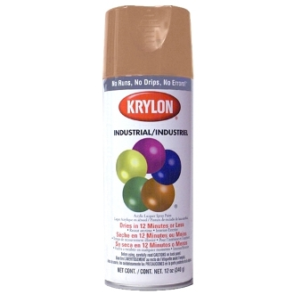 Krylon 1506 Almond spray paint 12oz