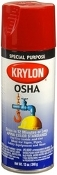 Krylon 2116 - OSHA Red Color Spray Paint