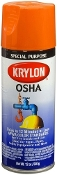 Krylon 2410 POPSICLE ORANGE(OSHA SAFETY)