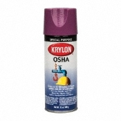 Krylon K01929 Spray Paint, Safety Purple
