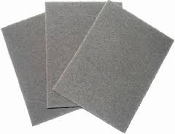 3-M 7448 SCOTCH BRITE PAD  GRAY