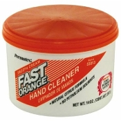 Permatex 33013 Fast Orange Smooth Cream Hand Cleaner, 14 oz.